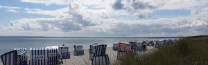 Besondere Jahreszeiten auf der Halbinsel Wittow im Norden von Rügen an der Ostsee