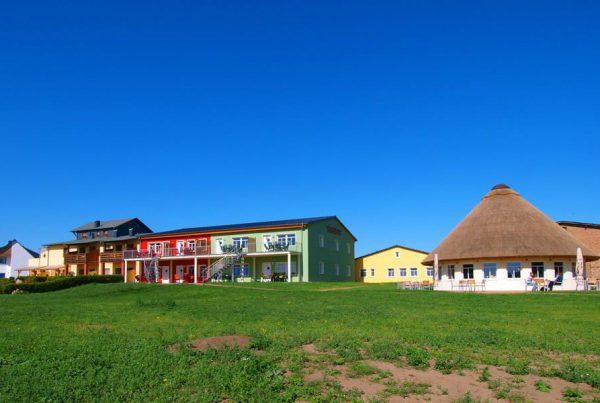 Ferienanlage Süderhof Rügen in Breege auf der Halbinsel Wittow an der Ostsee