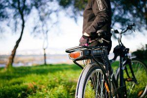 Fahrradtour entlang der Ostsee und über die Halbinsel Wittow im Norden von Rügen