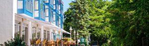 Urlaub im Hotel Atrium am Meer im Ostseebad Juliusruh auf Rügen