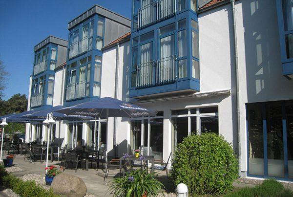 Hotel Atrium am Meer im Ostseebad Juliusruh auf Rügen