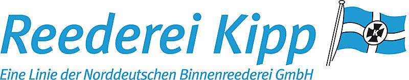 Logo der Reederei Kipp