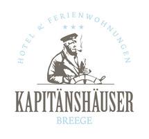 Logo Kapitänshäuser in Breege-Juliusruh auf der Insel Rügen